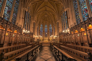 Exeter College, Oxford Chapel