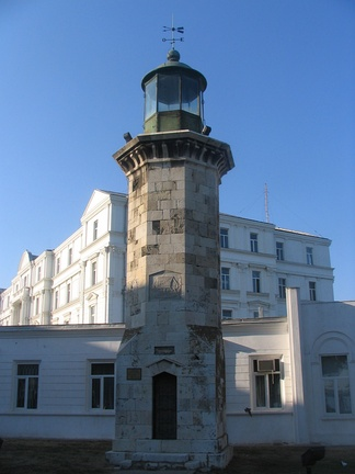 The Genoese Lighthouse