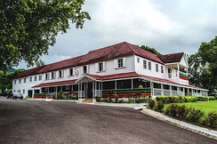 Government House, Basseterre, is the official residence of the Governor-General of Saint Kitts and Nevis.