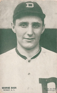 Hooks Dauss made two Opening Day starts for the Tigers.