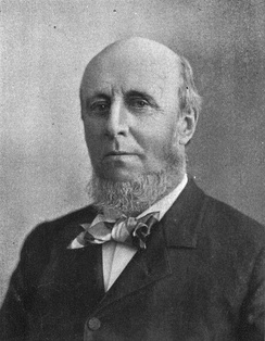 James B. Angell in 1897.