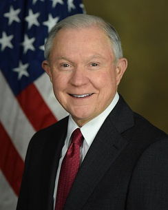 Former Attorney General Jeff Sessions talked with the Russian ambassador during the Trump campaign and recused himself from the investigation.