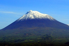 Mount Pico, on Pico Island, is the highest peak in all of Portugal.