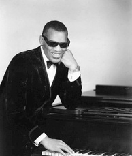 Ray Charles pioneered the soul music genre during the 1950s by combining blues, rhythm and blues, and gospel styles