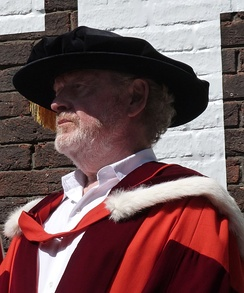 Sir Ridley Scott, Honorary Doctor, at the Royal College of Art, July 2015