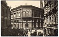Riga Stock Exchange early 20th century. Now The Art Museum Riga Bourse