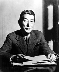 Chiune Sugihara, Japanese consul-general in Kaunas, in defiance of Japanese policy, issued thousands of visas to Jews fleeing German-occupied Poland.[49]