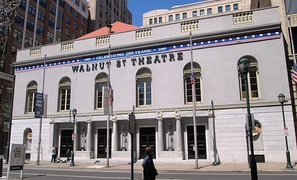 Walnut Street Theatre, the oldest continuously operating theatre in the English-speaking world