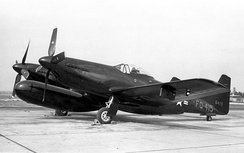 North American F-82F Twin Mustang night fighter Serial 46-415