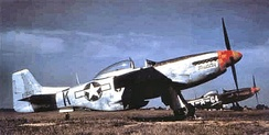 P-51 of the 357th Fighter Group