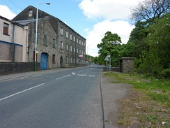 Broadclough Mill