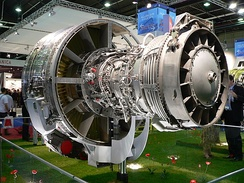 CFM International CFM56 powering several airliners.
