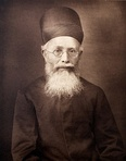 Dadabhai Naoroji, was one of the founding members of the Indian National Congress.[50]