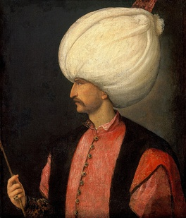 Suleiman the Magnificent, the longest-reigning sultan of the Ottoman Empire. Under his leadership the empire experienced large economic, political, and territorial advancements.