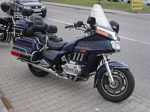 Honda Gold Wing 1200