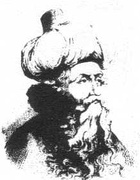 Franciscan Ramon Llull and Sufi Ibn Arabi, both mystic theologists