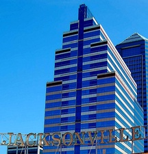 SunTrust Tower in Jacksonville, by KBJ Architects, completed 1989