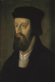 Jan Hus (1369–1415) is a key figure of the Bohemian Reformation and inspired the pre-Protestant Hussite movement.