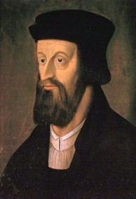 Jan Hus (1369 – 1415) is a key figure of the Bohemian Reformation and inspired the pre-Protestant Hussite movement.