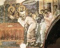 "Fresco ""Communion of Apostles"", Bogorodica Ljeviška."