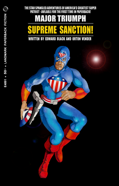 Superhero characters have occasionally been adapted into prose fiction.