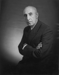 Mohammad Mosaddegh, Iranian democracy advocate and deposed Prime Minister