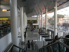 Check-in hall
