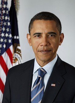 On January 20, 2009, Barack Obama was sworn in as America's first multiracial president.[58]