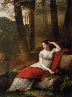 Empress Josephine in 1805 by Pierre-Paul Prud'hon