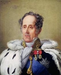 Chateaubriand as a Peer of France (1828)
