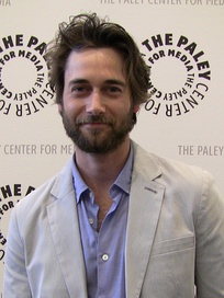 Ryan Eggold portrays the English teacher Ryan Matthews.