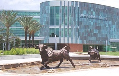 University of South Florida's Marshall Student Center