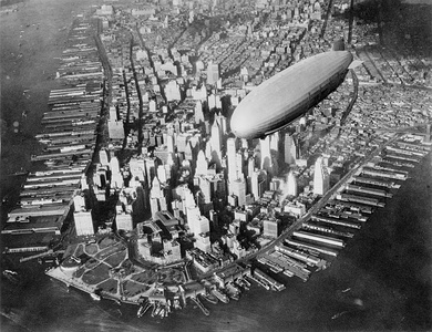 New York City skyline (1931-1933)