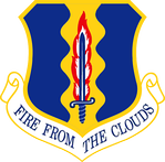 Emblem of the 33d Fighter Group