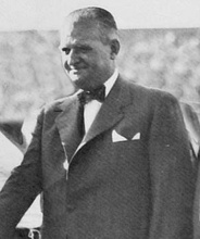 The trophy was named after Dr. Adrián C. Escobar, President of the Association by then.
