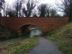 Bridge 66 on the Grantham Canal at Harlaxton