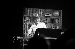 Keith Emerson of Emerson, Lake & Palmer, Maple Leaf Gardens, Toronto 1978