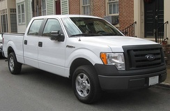 The best selling truck in the United States, the Ford F-Series, is manufactured in Louisville, Kentucky.