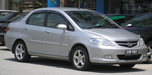 Honda City (fourth generation), first facelift (Malaysia/Southeast Asia)