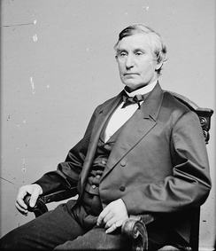 Senator Jacob M. Howard of Michigan, author of the Citizenship Clause