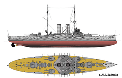 Radetzky-class battleship, a pre-dreadnought class of the Austro-Hungarian Navy