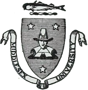 Seal of the former Middlesex University