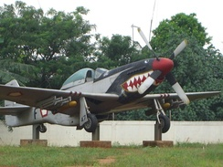 Indonesian Air Force P-51