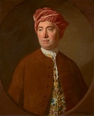 David Hume died 25 August