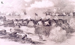 Fort Walker, Battle of Port Royal, November 7, 1861