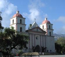 Здание миссии Святой Варвары