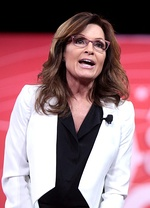 Arizona Senator John McCain was the 2008 Republican nominee for President and his running-mate was Sarah Palin, the first female vice presidential ticket from the Republican Party