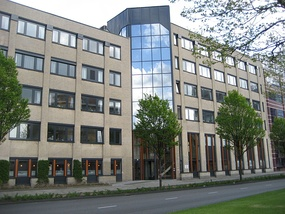 OCLC offices in Leiden (the Netherlands)
