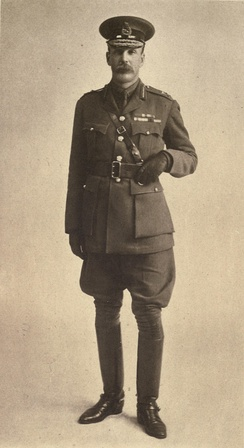 Lieutenant General Sir Stanley Maude, KCB, CMG, DSO. Photograph of Sir Stanley Maude after his elevation to commander of Mesopotamian Expeditionary Force. Maude, as a Major-General, commanded the 13th Division during Gallipoli Campaign and the unsuccessful relief of Kut in the Mesopotamian Campaign