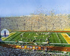 Super Bowl I – Los Angeles Coliseum